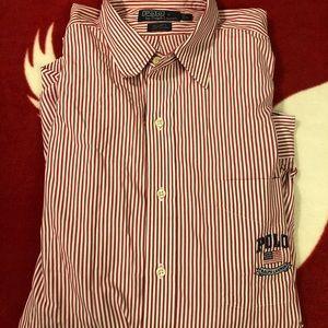 Ralph Lauren Elliot button up shirt Size: L